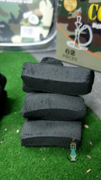 Coco Army Coconut Coal - HEX