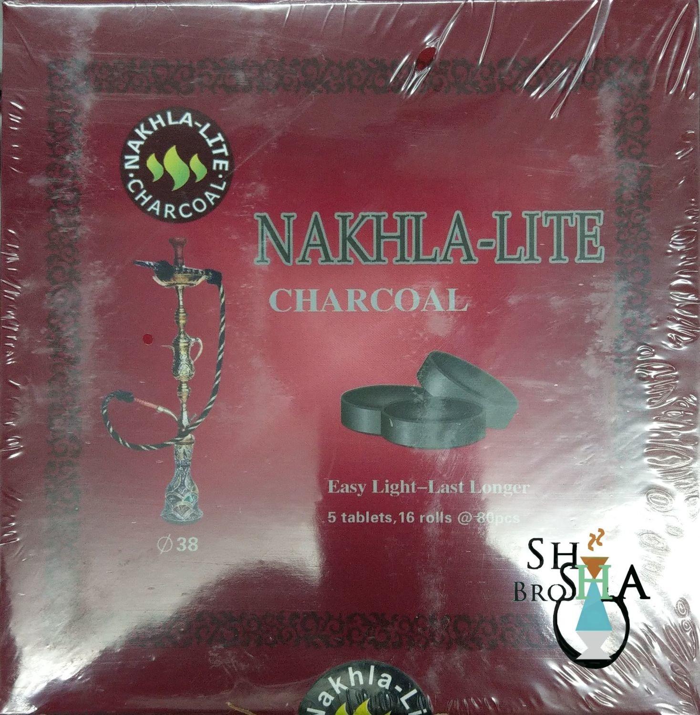 Nakhla-Lite Quick light Charcoal (38mm)