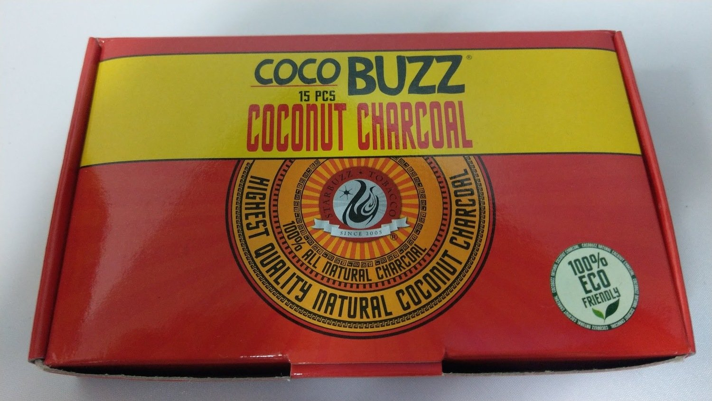 StarBuzz COCO BUZZ Coconut Coal - Flats