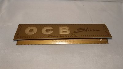 OCB Rolling Paper - Unbleached + Filters