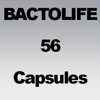 BACTOLIFE 56 Capsules