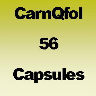CarnQfol 56 Capsules