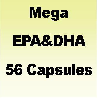 MEGA EPA&DHA 56 Capsules