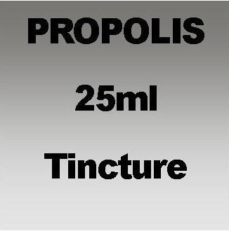 PROPOLIS TINCTURE 25ml
