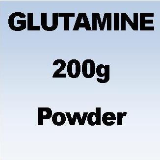 GLUTAMINE 200g Powder