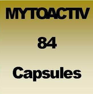 MYTOACTIV 84 Capsules
