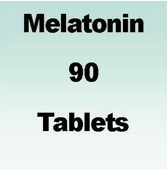 MELATONIN 90 Tablets