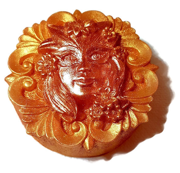 Painted Goddess Soap