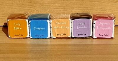 Inchie Soap Cubes