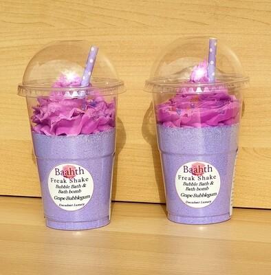Freak Shake - Grape Bubblegum
