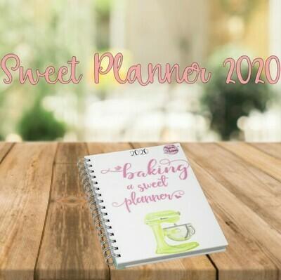 Sweet Planner - agenda 2020