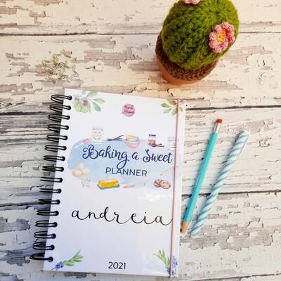 Sweet Planner - agenda 2021