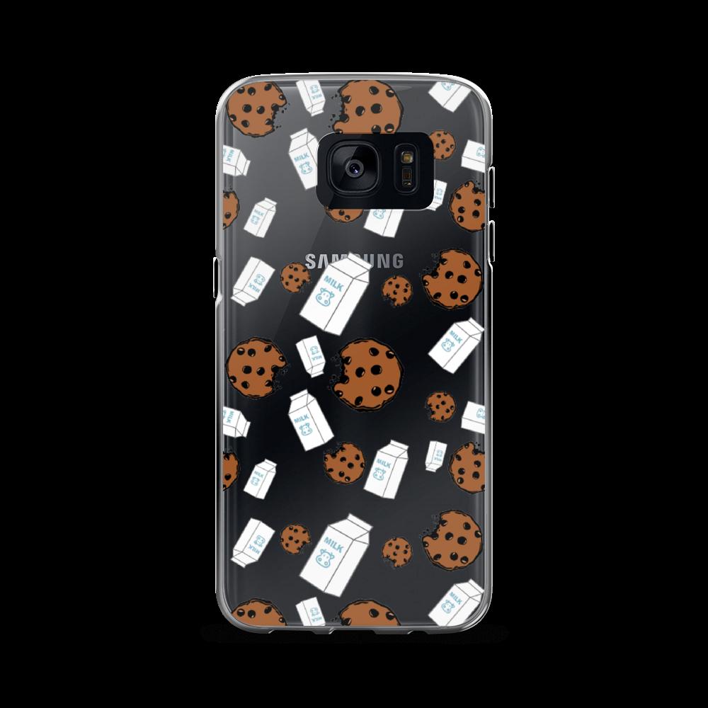 The Cookie Connect - Cookies 'N' Milk Samsung Case