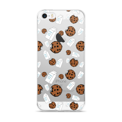 The Cookie Connect - Cookies 'N' Milk iPhone Case