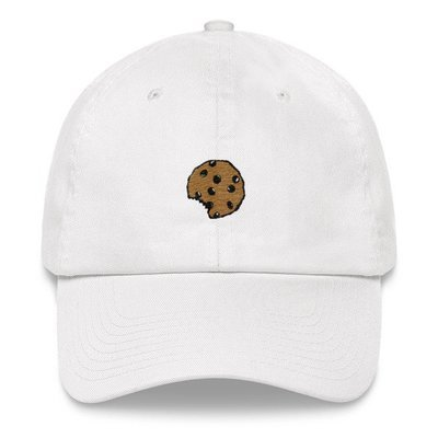 The Cookie Connect - Cookie Crumbs - Couple's Dad hat