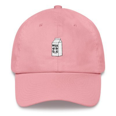 The Cookie Connect - Carton O' Milk - Couple's Dad hat
