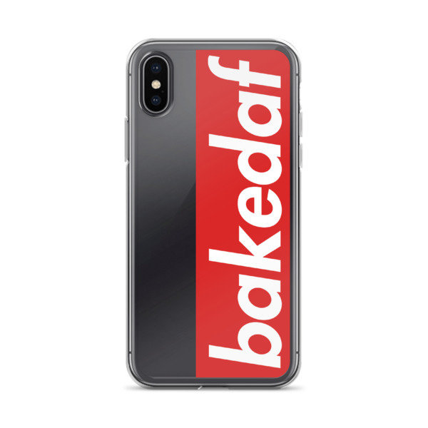 The Cookie Connect - Baked AF - iPhone Case