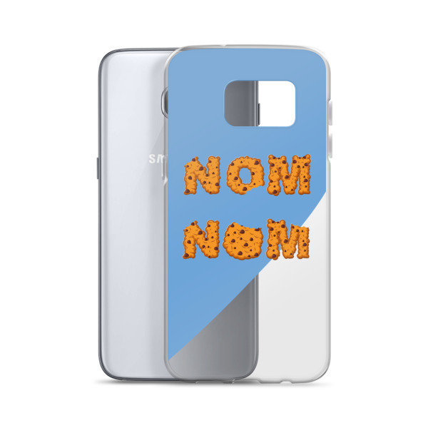 The Cookie Connect - Nom Nom - Samsung Case