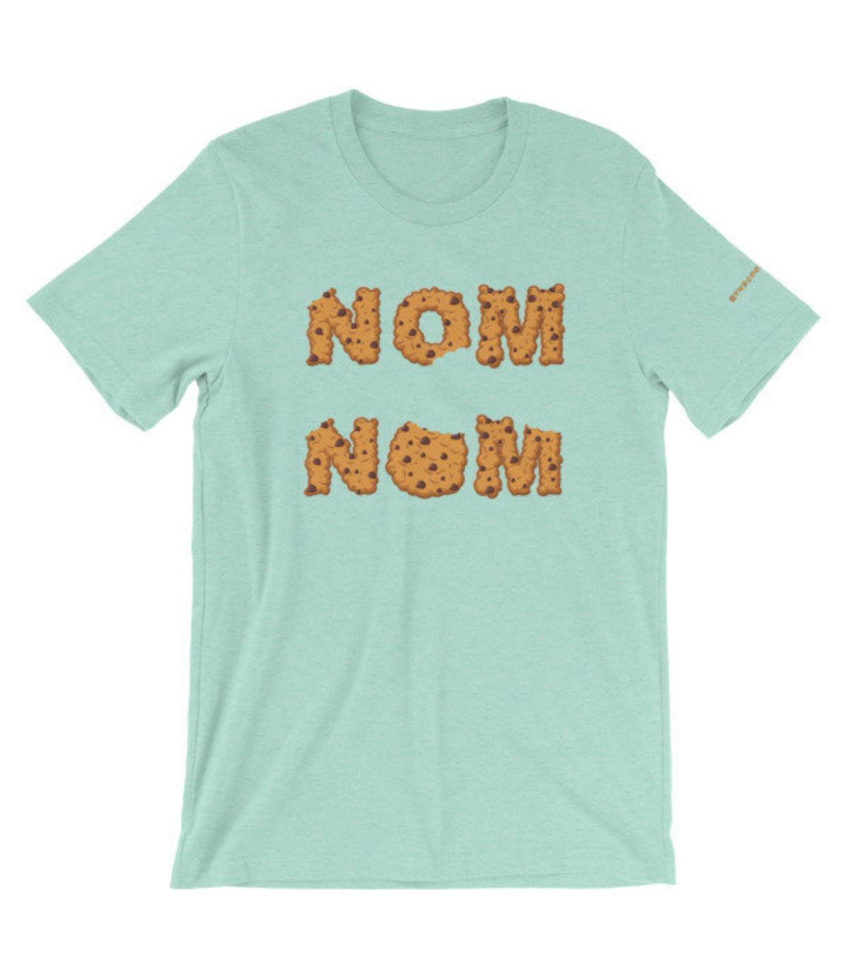 The Cookie Connect - Nom Nom Unisex T-shirt