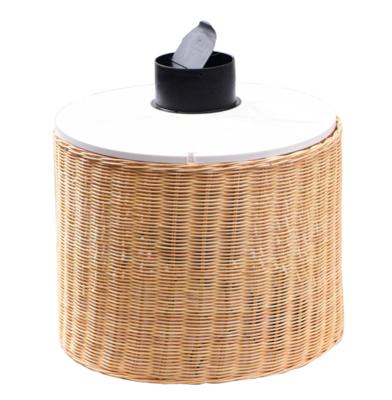 Ratan Basket Sleeve