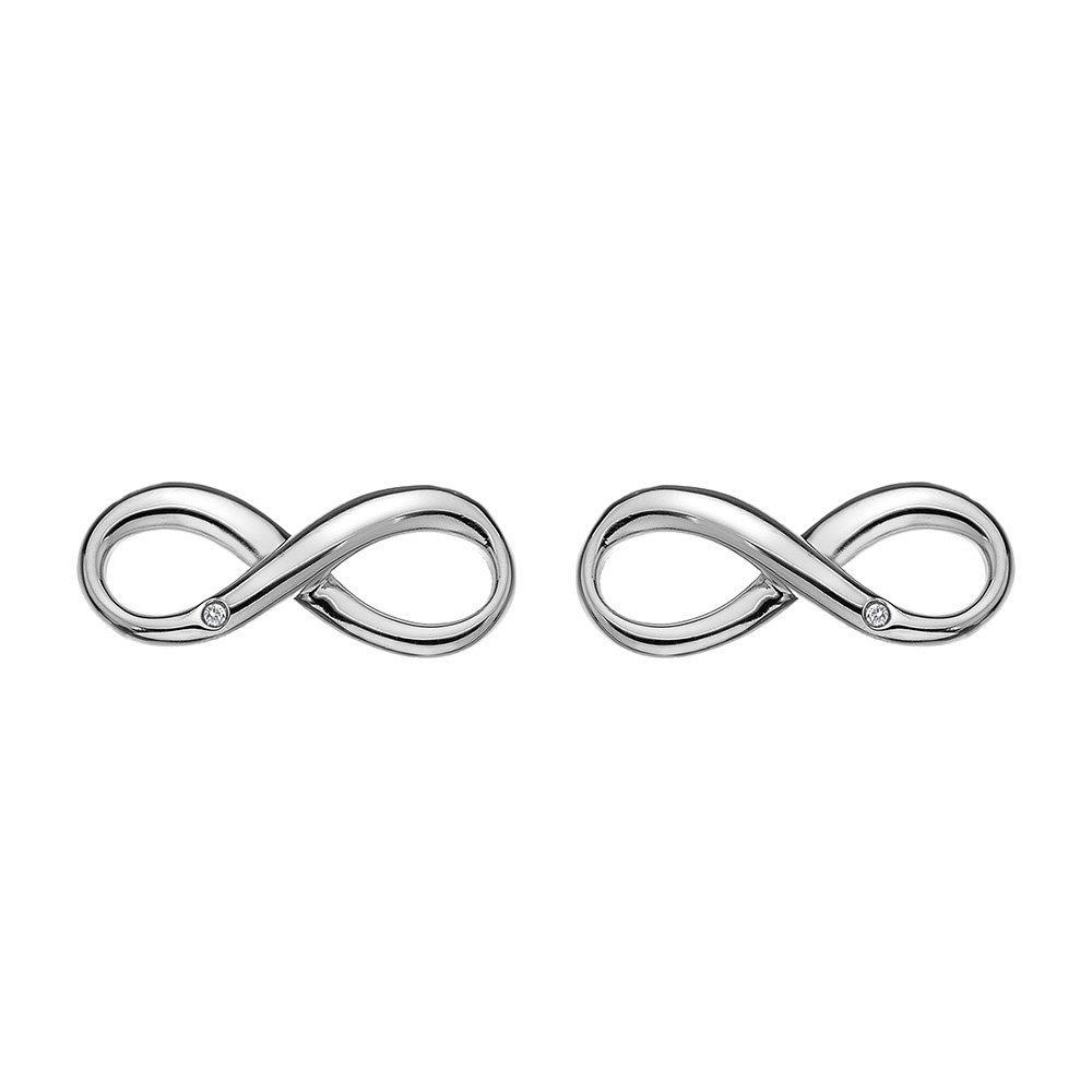 Infinity Bow Earrings
