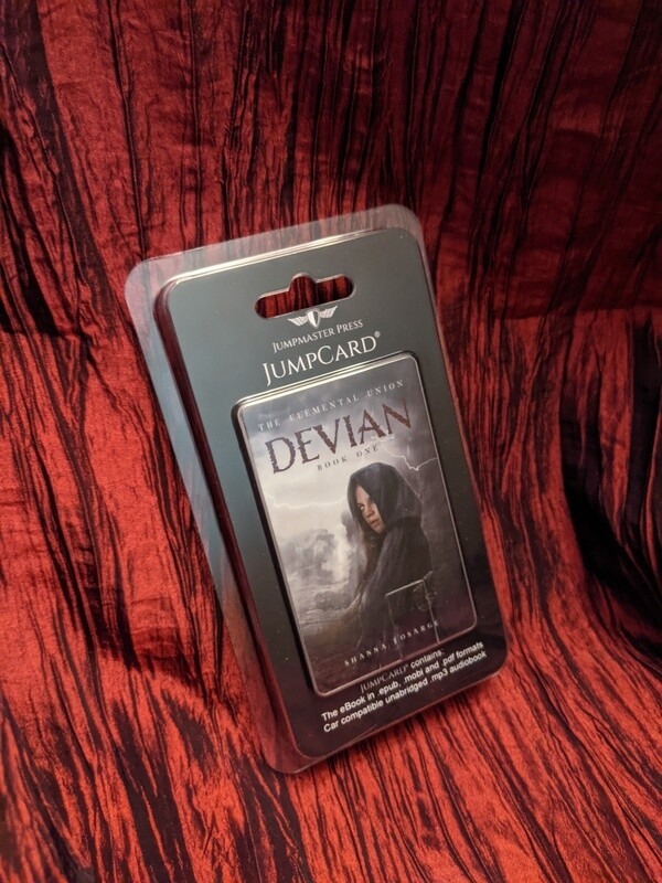 Devian - Audiobook on Jumpcard