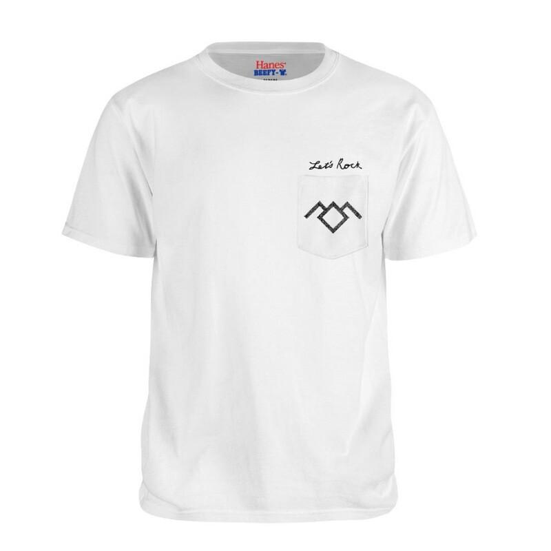 Black Lodge Front Pocket T-shirt