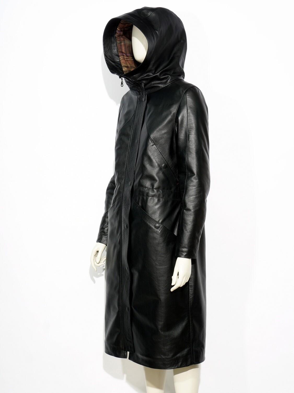 Leather Coat Alaska