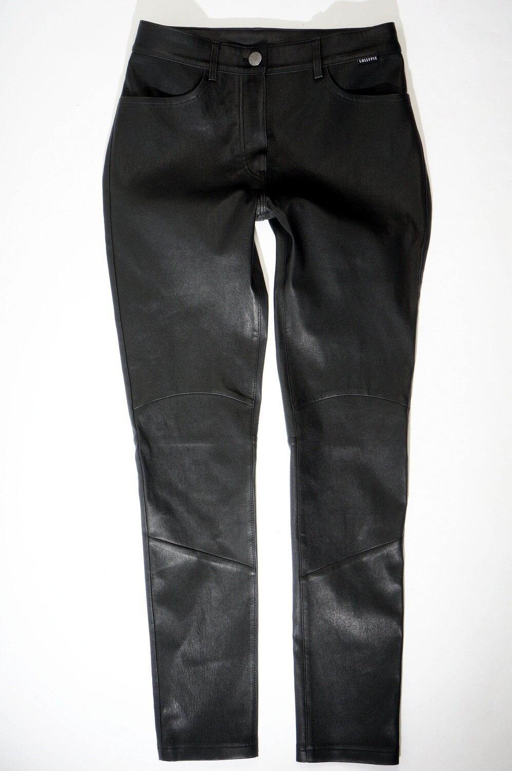 Jeans Genuine Stretch Leather