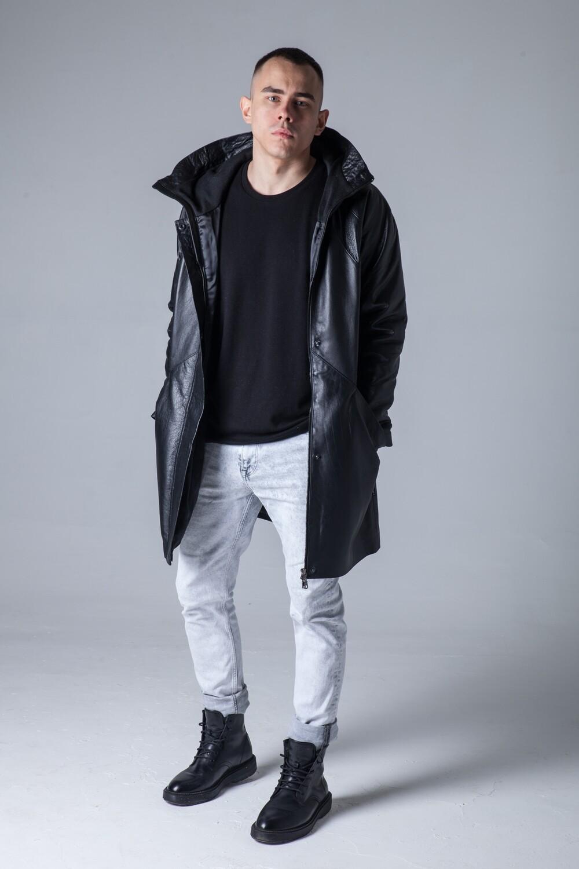 Leather jacket Alaska Genuine leather.
