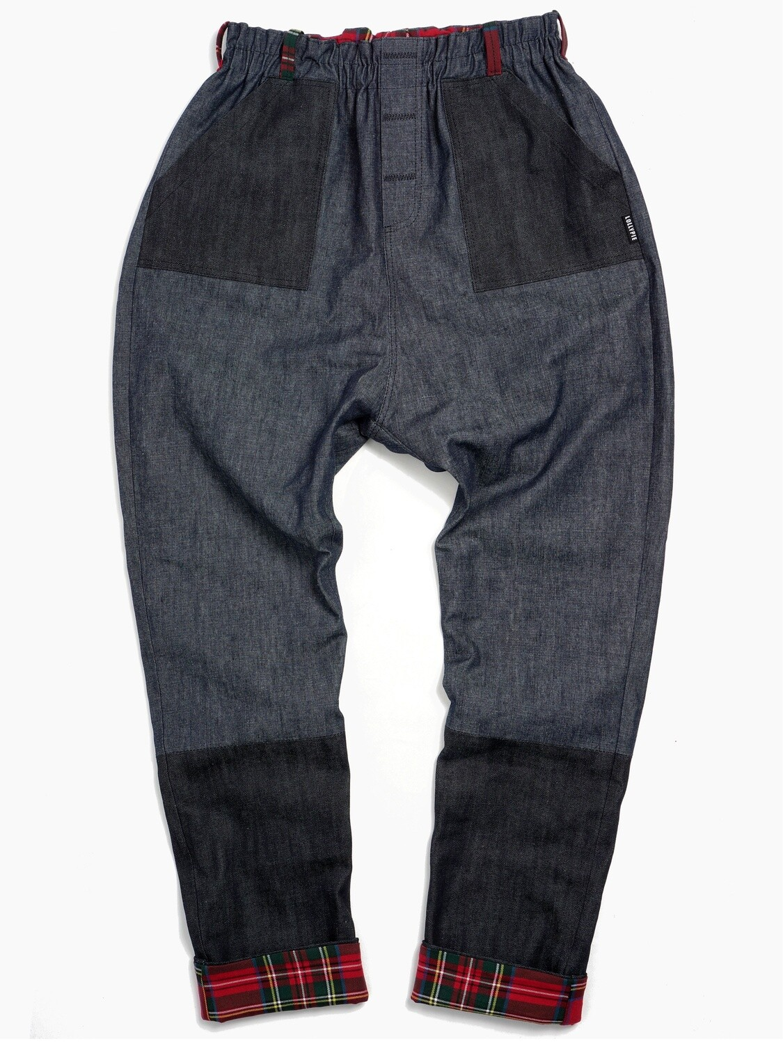 Winter jeans with lining