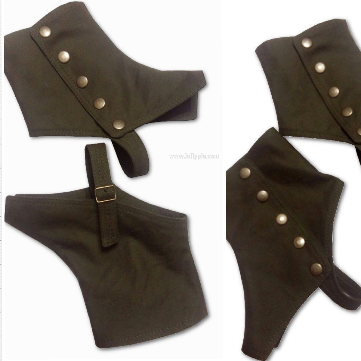 Gaiters to order
