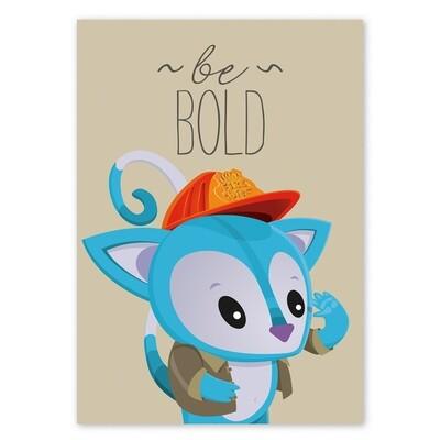 Be Bold - Poe