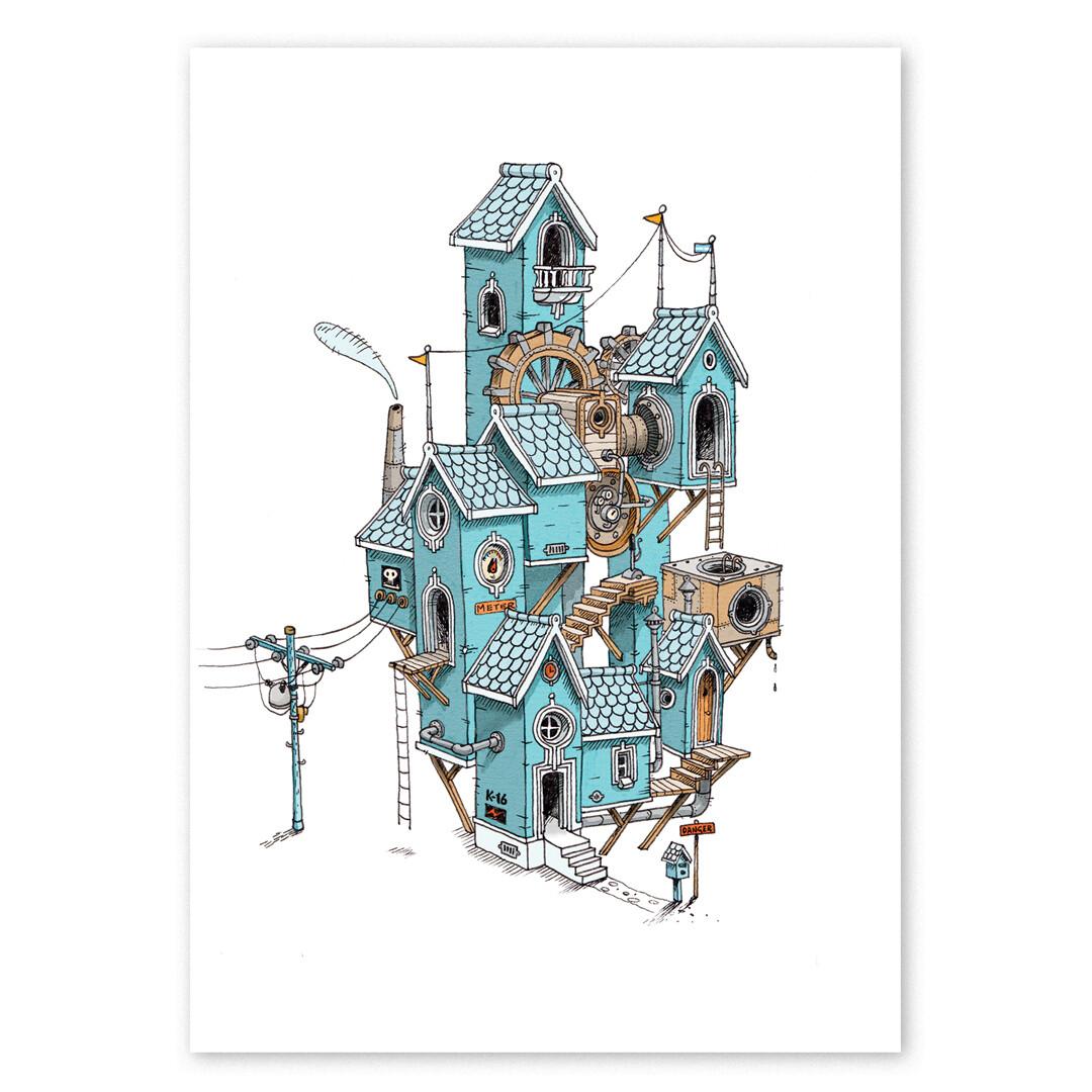 Powerhouse Print