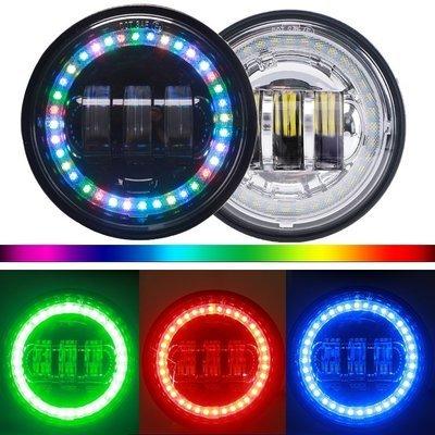 "4.5"" RGB HALO Fog Light Model F2"