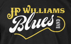 JP Williams Blues Band Mechandise