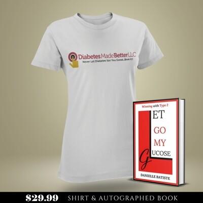 Book & Shirt Bundle
