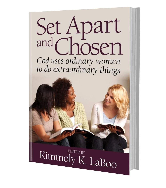 Set Apart and Chosen (Autographed Copy)