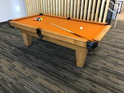 Golden West Kamon Pool Table