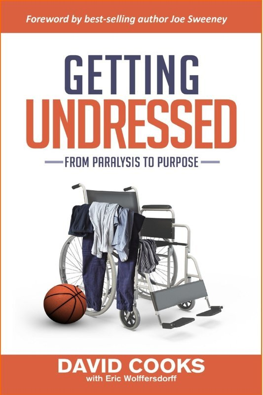 Getting Undressed - From Paralysis to Purpose