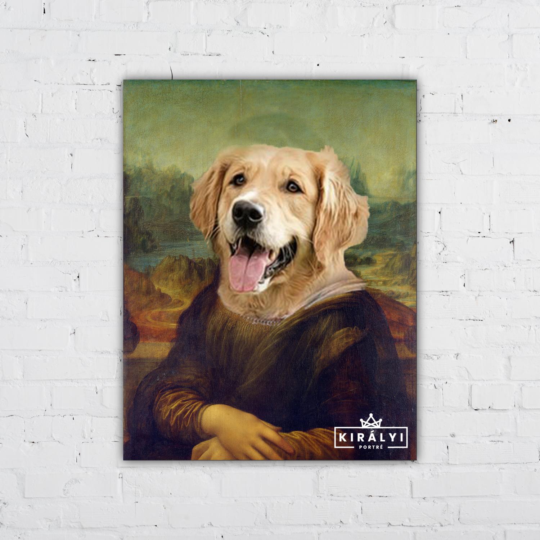 Dogna Liza - Egyedi Portré