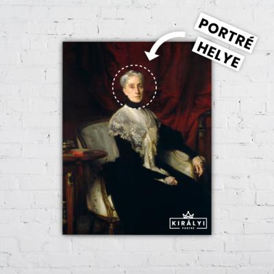 Lady Margaret - Egyedi Portré