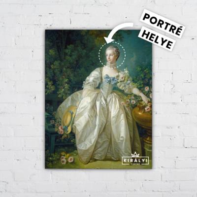 A Hercegnő rózsakertje - Egyedi Portré