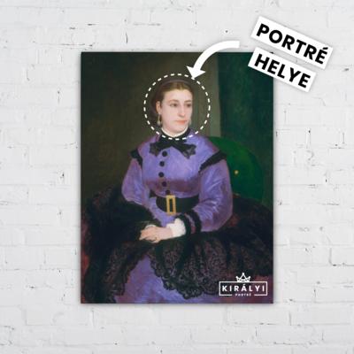A Madame - Egyedi Portré