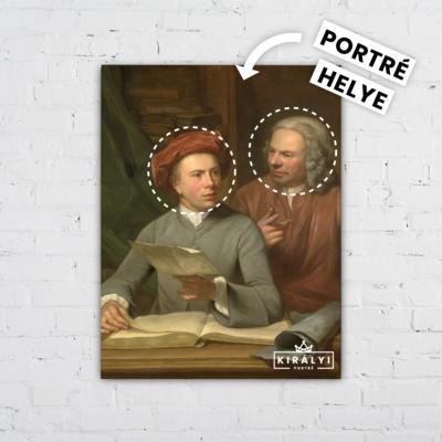 Kegyelmes Úr - Egyedi Portré