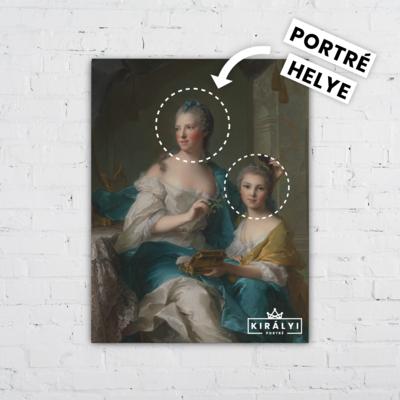 Gyermek Ajándéka - Egyedi Portré