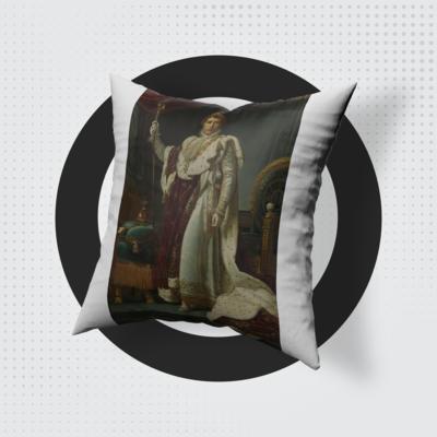 Bonaparte Császár - Egyedi Párna