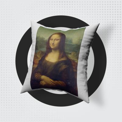Mona Liza - Egyedi Párna