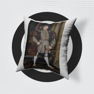 Henrik - Egyedi Párna