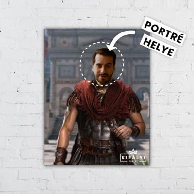 A Praetor - Egyedi Portré